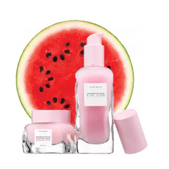 watermelon face mask - kbeauty