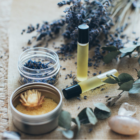 Relax your breathing with aromatherapy