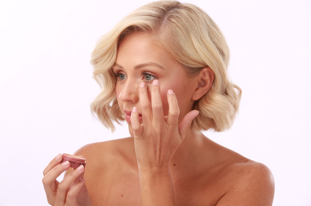 Concealer: How to use