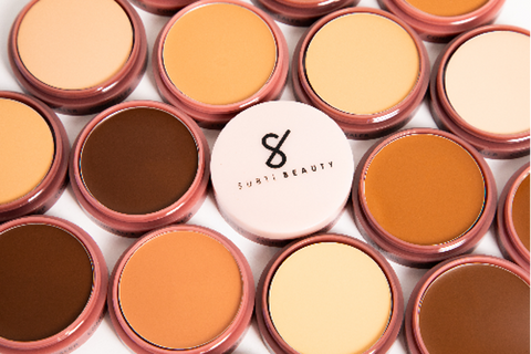 Apply matte concealer to your makeup creases