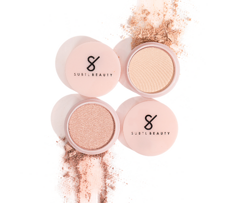 Revive dull skin with a highlighter