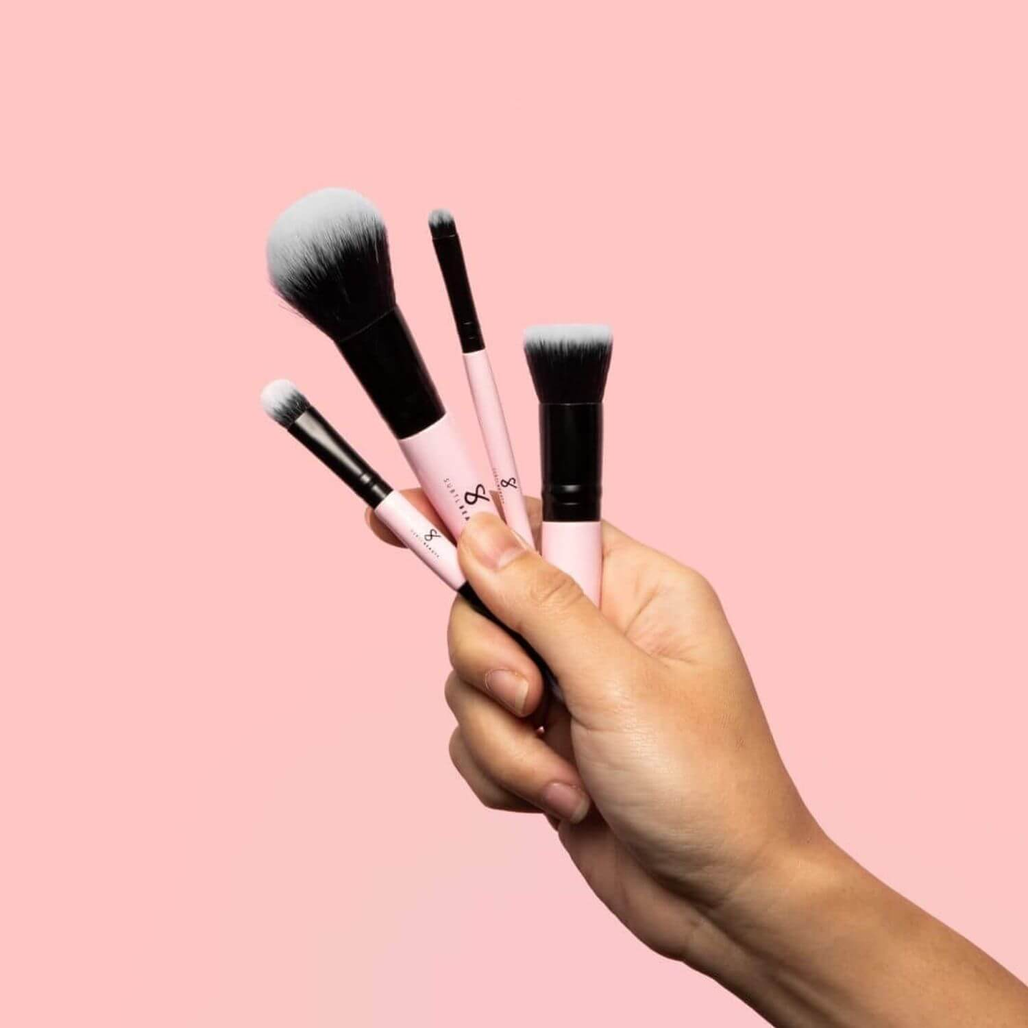 4-Piece Brush Set