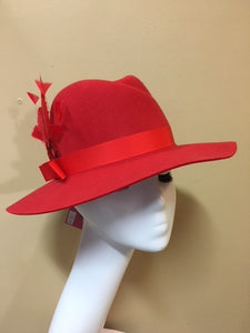 Red Hats - AU