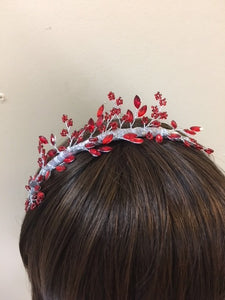 Red Headpieces - AU