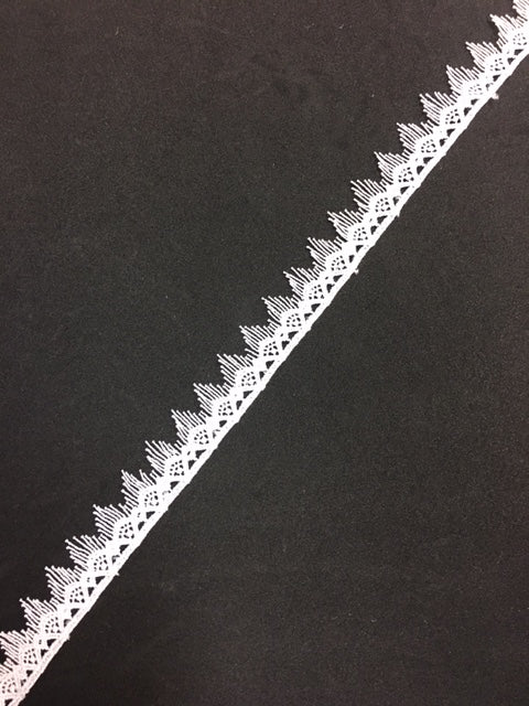 Lace Trim 01 - Fine Spike Edge - AU
