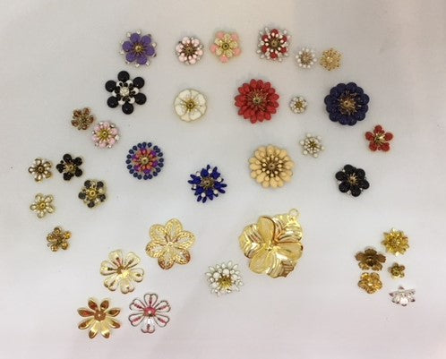 Metal Flower Range
