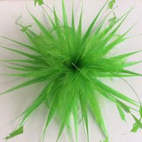 Spikey Feather Flower (YX12102) - US