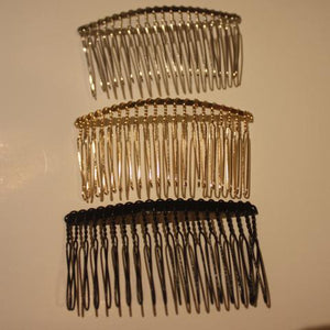 Metal Combs, Clips & Pins - AU