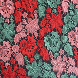 SPECIAL ... Guipure Multi-Colour [30cmx40cm] Lace - AU