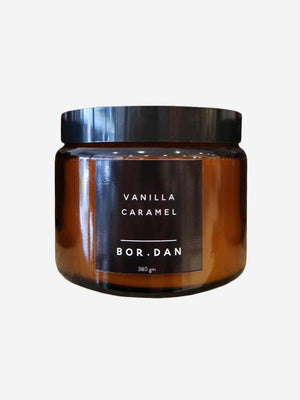 BOR.DAN HAND POURED SOY CANDLE