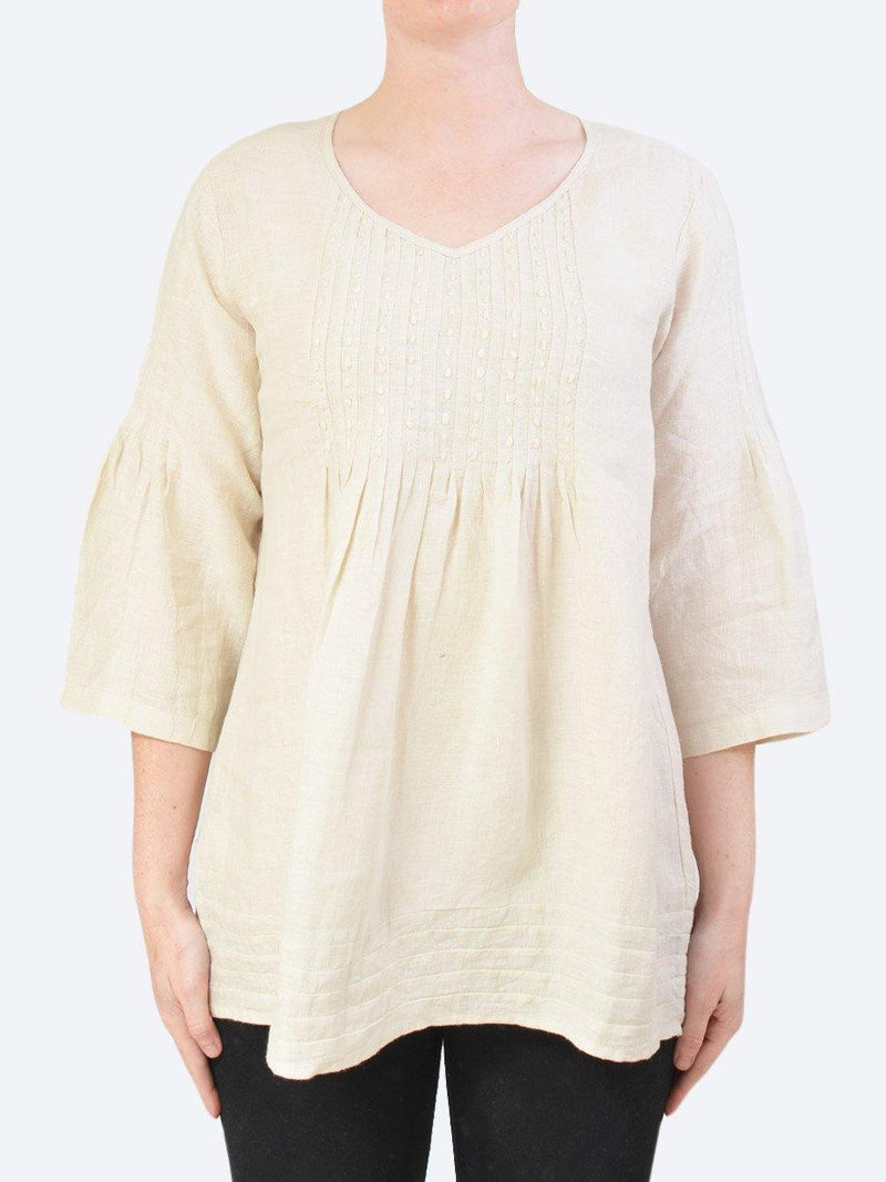 CAKE SALLY LINEN TOP