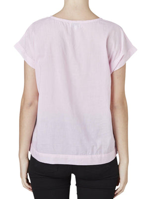 CAKE VICKY ROUND NECK TOP-Tops-CAKE-ENNI