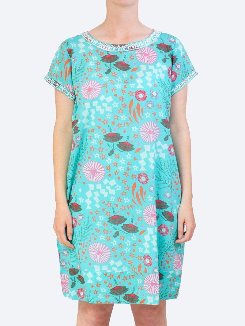 CAKE BARBARA COTTON DRESS