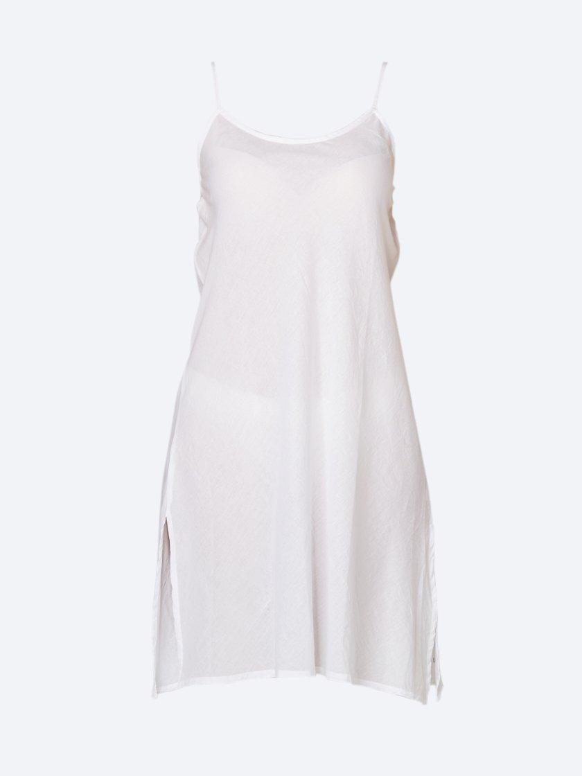 CAKE COTTON SLIP DRESS