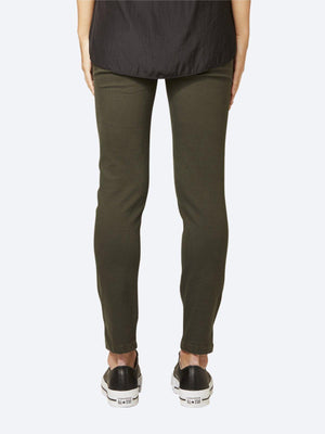 Yeltuor - CONCHITA - Pants - CONCHITA KICK PLEAT LEGGING -  -