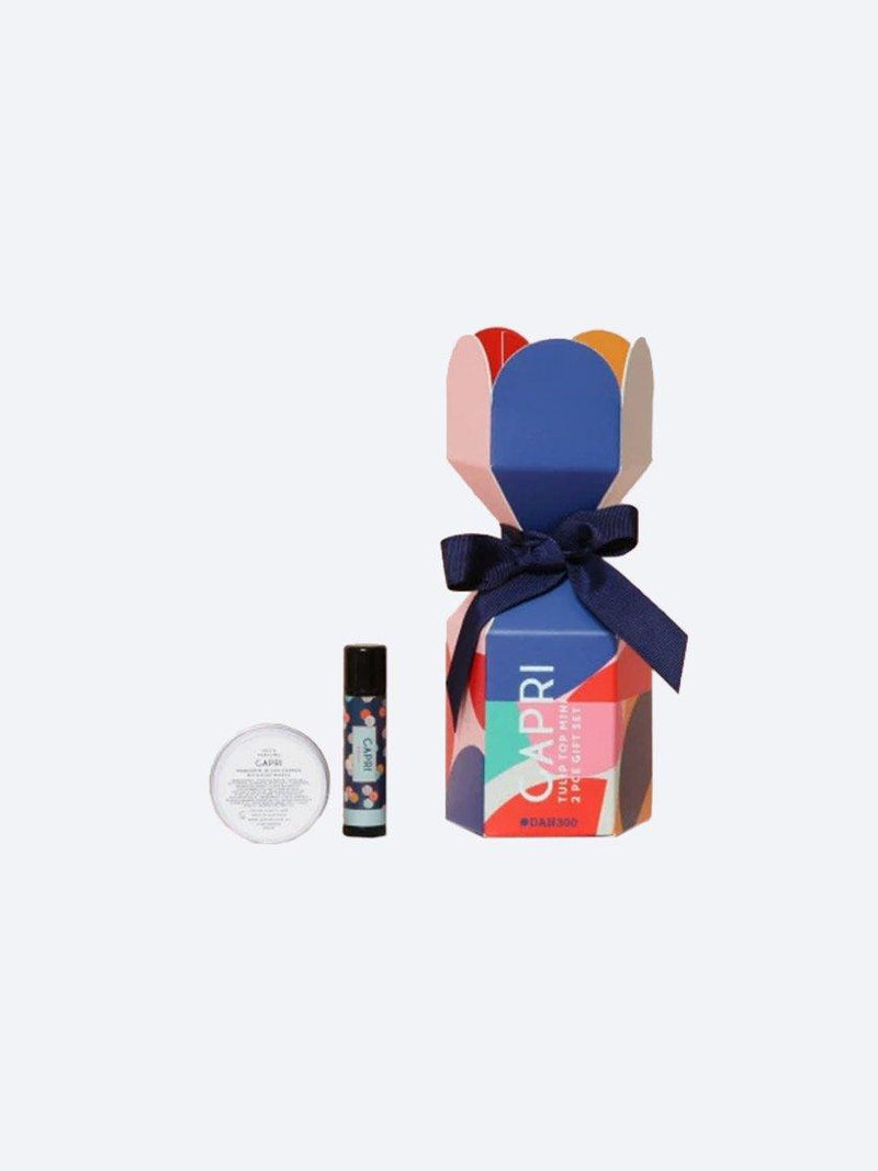 Yeltuor - DAN300 - ACCESSORIES - DAN300 LIP BALM & PERFUME MINI GIFT SET - MANDERIN -  N/A