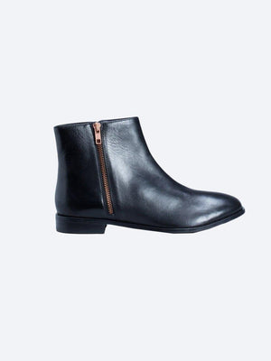 ELK FREJA LEATHER BOOT