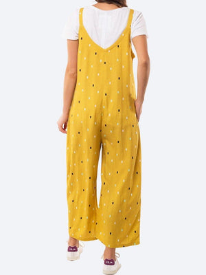 ELM FAIR AND SQUARE JUMPSUIT