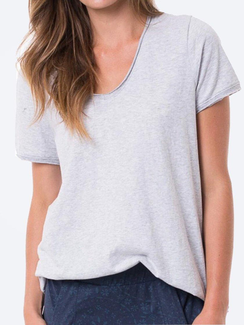 ELM FUNDAMENTAL V TEE