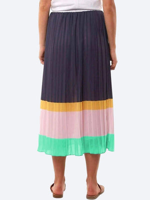 ELM NINA PLEAT SKIRT