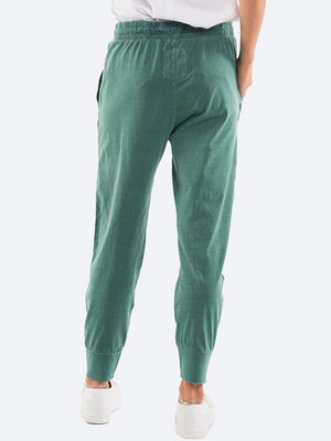 ELM WASH OUT COTTON TRACK PANT