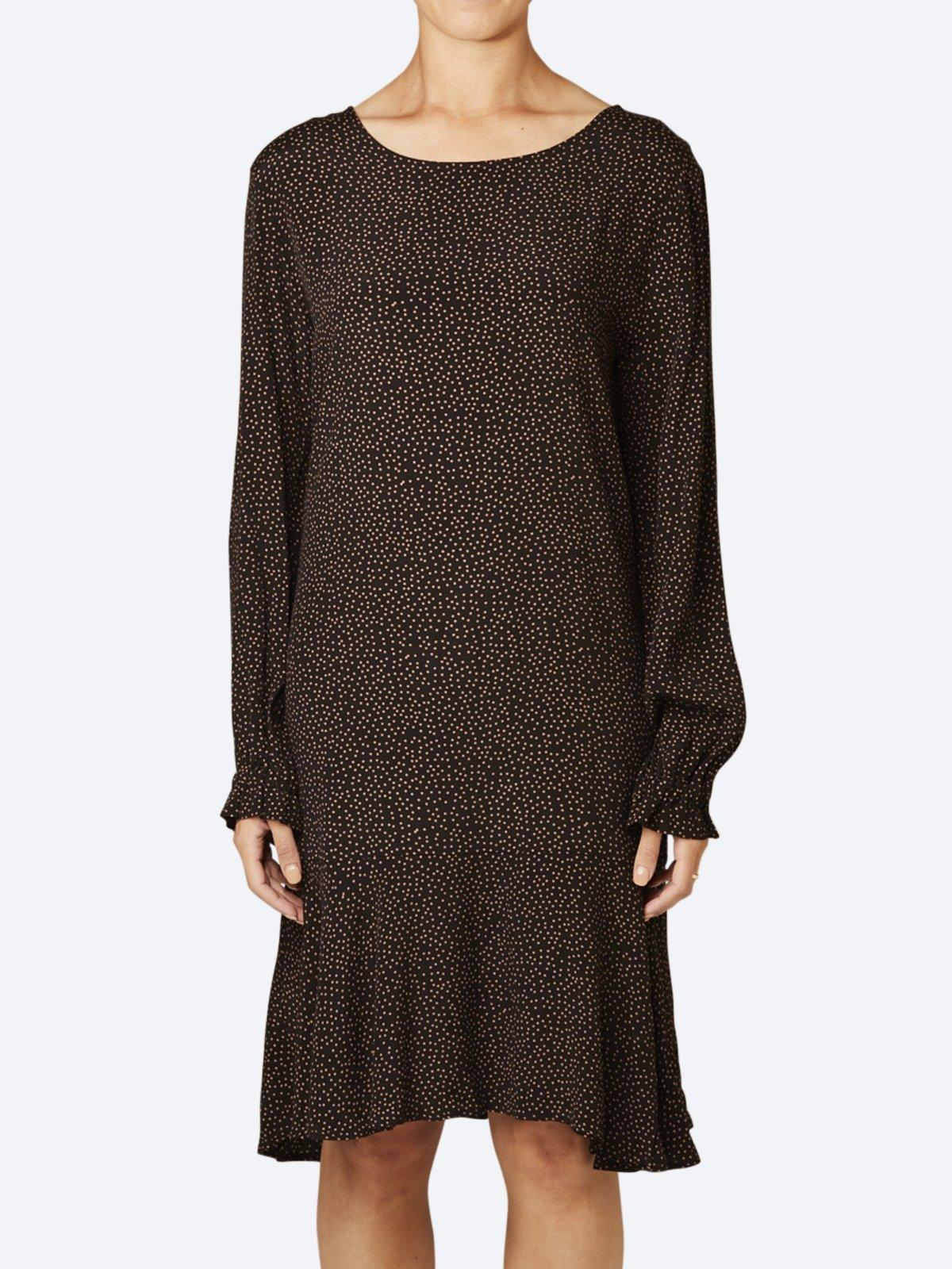 ELM JEMMA LONG SLEEVE DRESS