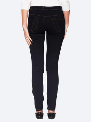 GABRIELLA FRATTINI STITCH POCKET JEAN-Jeans-ZIP-ENNI