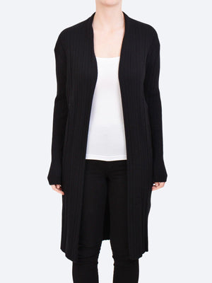 JAMES MELBOURNE PLEAT CARDIGAN