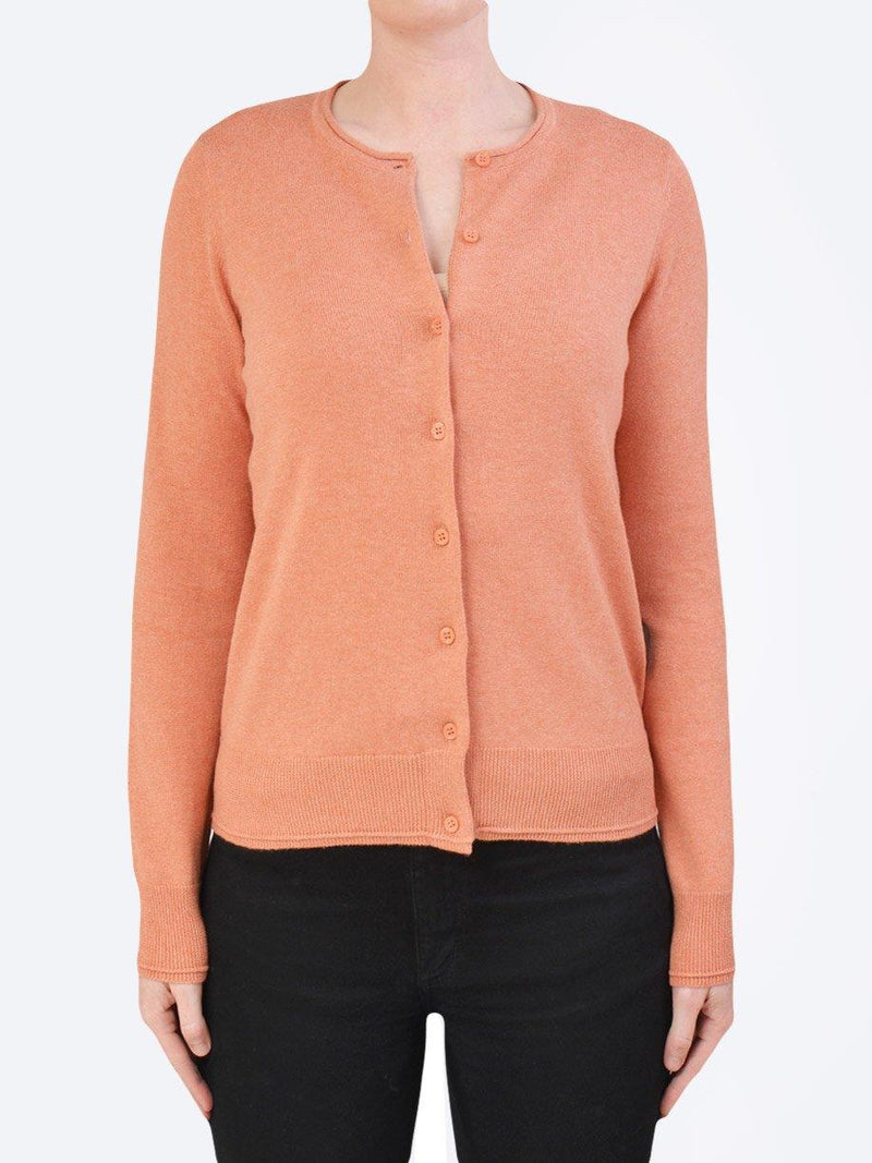 JAMES MELBOURNE PERFECT COTTON CARDI
