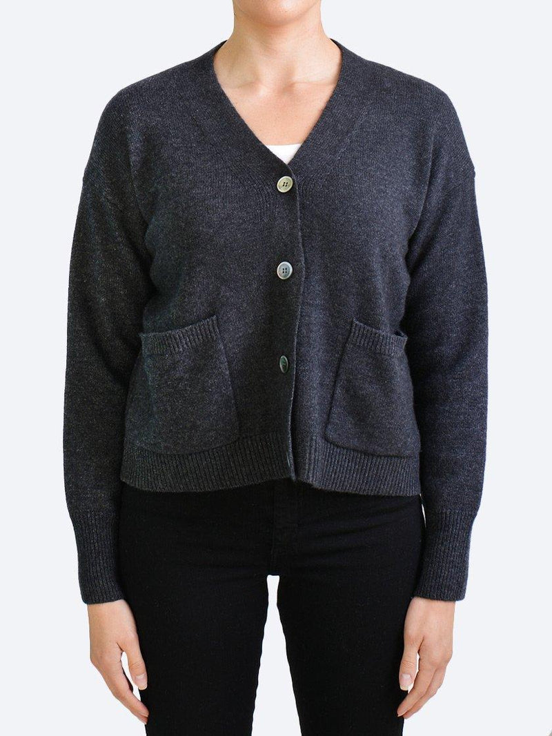 JAMES MELBOURNE COMFY POCKET CARDI
