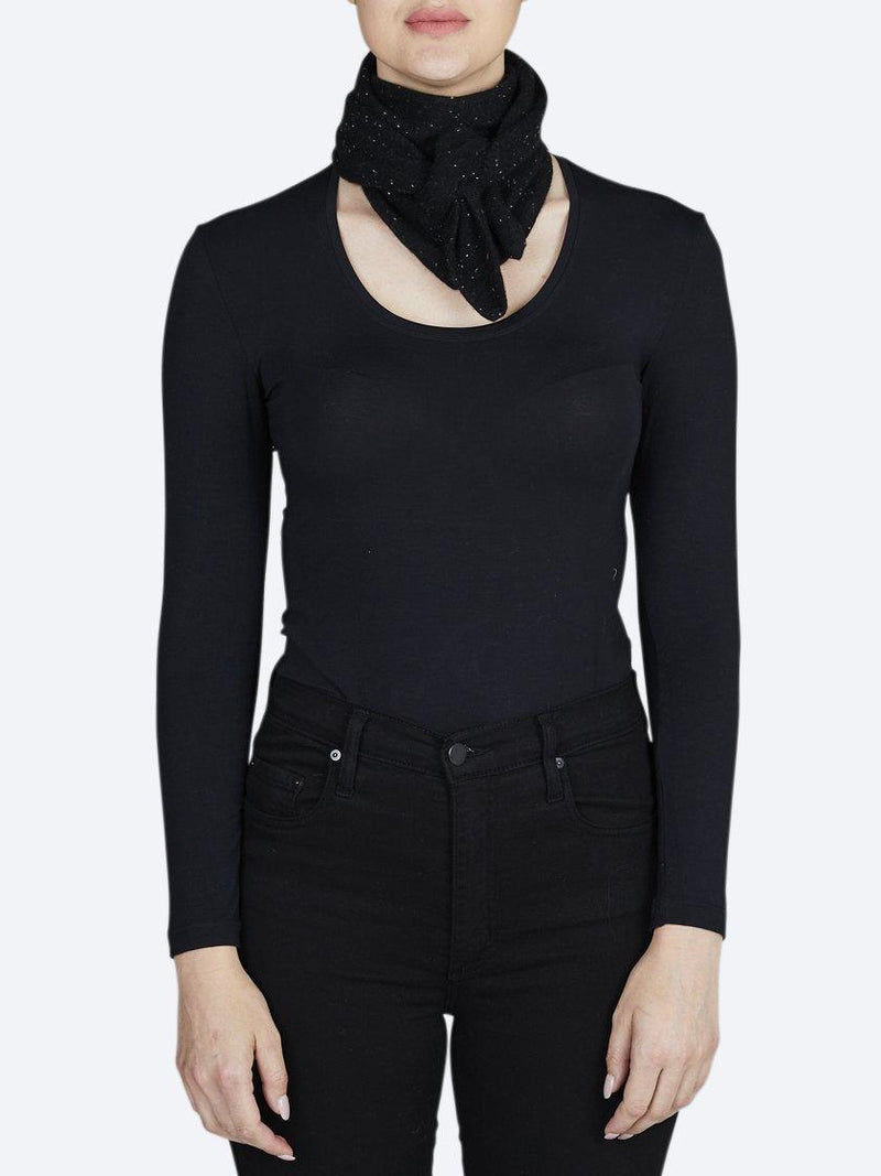 JAMES CASHMERE NECK SCARF