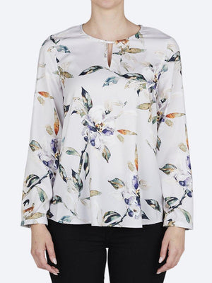 JUMP WATER COLOUR BLOUSE
