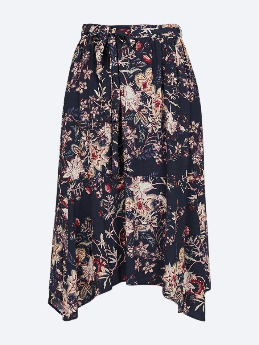 JUMP HANDKERCHIEF SKIRT