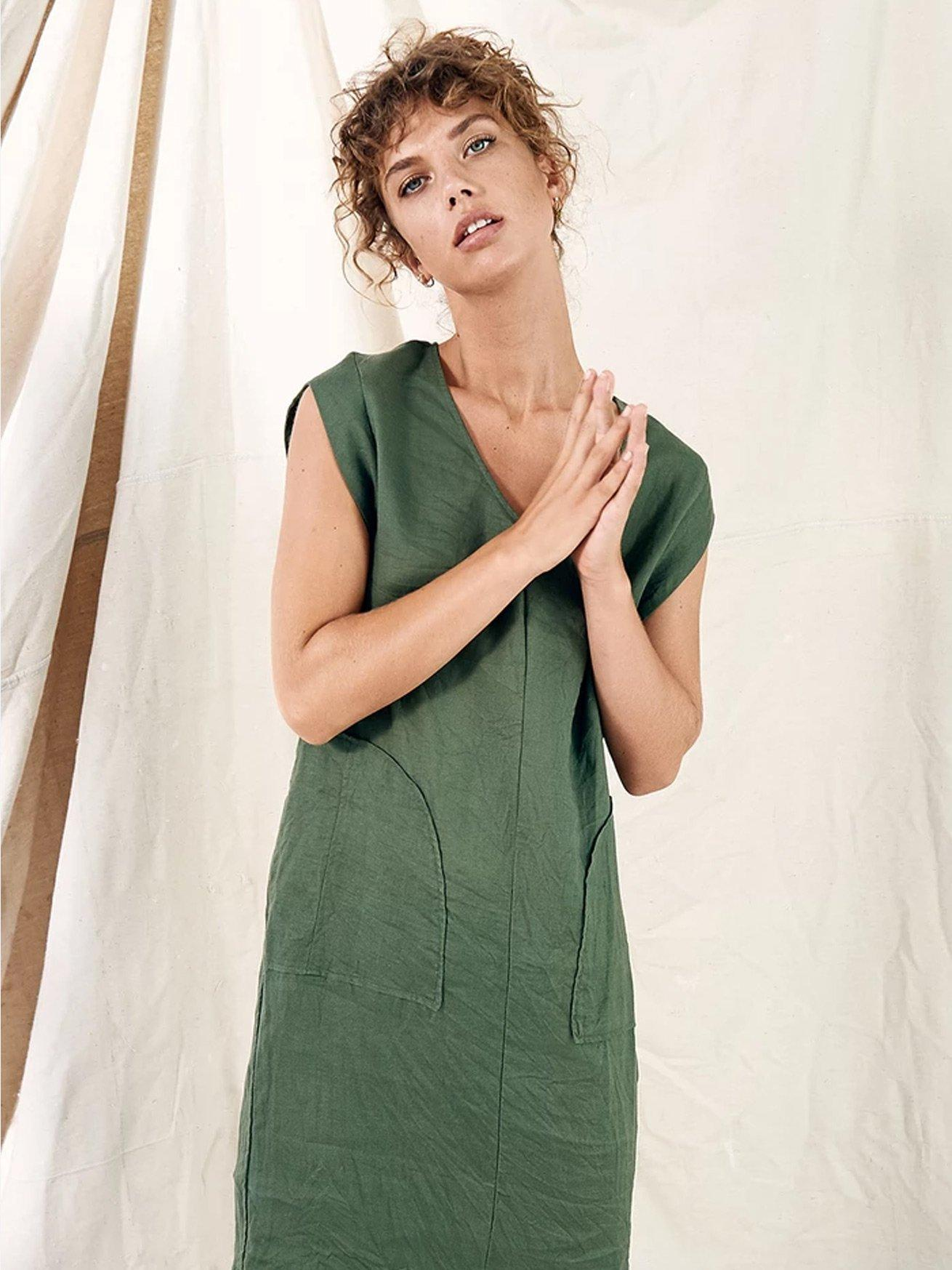 LAYER'D MALA TEE DRESS