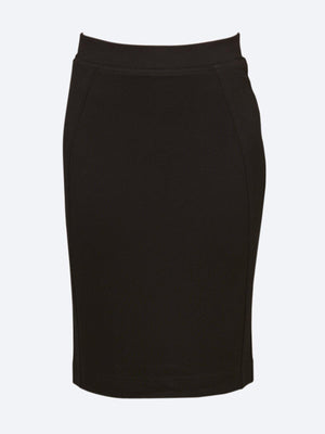 LAYER'D PONTE PENCIL SKIRT