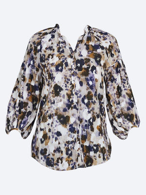 LAYER'D PRINT ATLANTIS SHIRT
