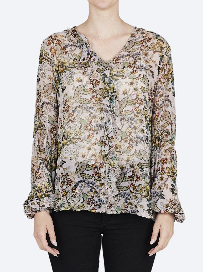 LILAC & SAGE BY VERGE MARISOL BLOUSE