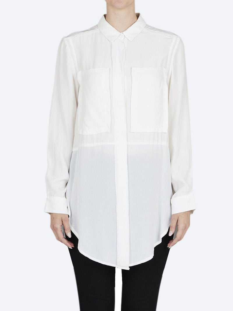 LOUNGE ETYEK SILK SHIRT