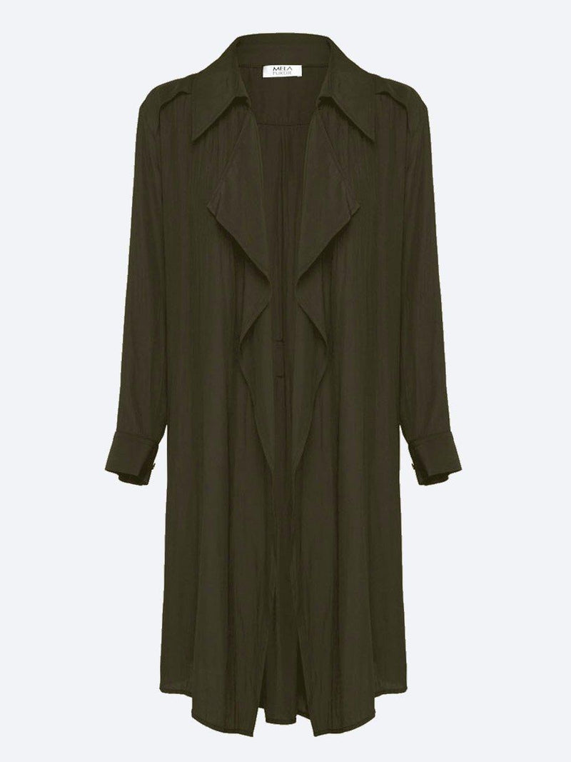 MELA PURDIE MOUSSELINE TRENCH