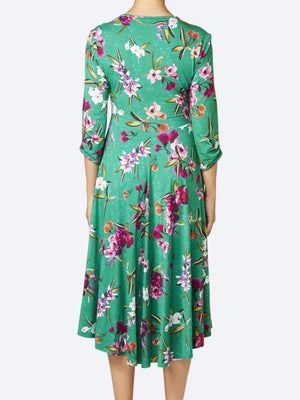 Maiocchi Orchid Road Dress