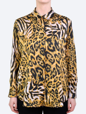 Yeltuor - MELA PURDIE - Tops - MELA PURDIE ANIMAL SOFT SHIRT -  -