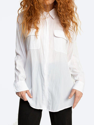 MELA PURDIE SOFT POCKET SHIRT