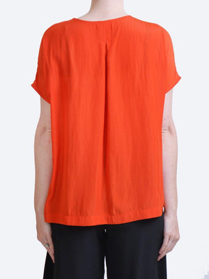 MELA PURDIE CAP SHELL TOP