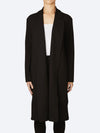 MELA PURDIE LONG NOTCHED COAT-Jackets & Coats-MELA PURDIE-ENNI