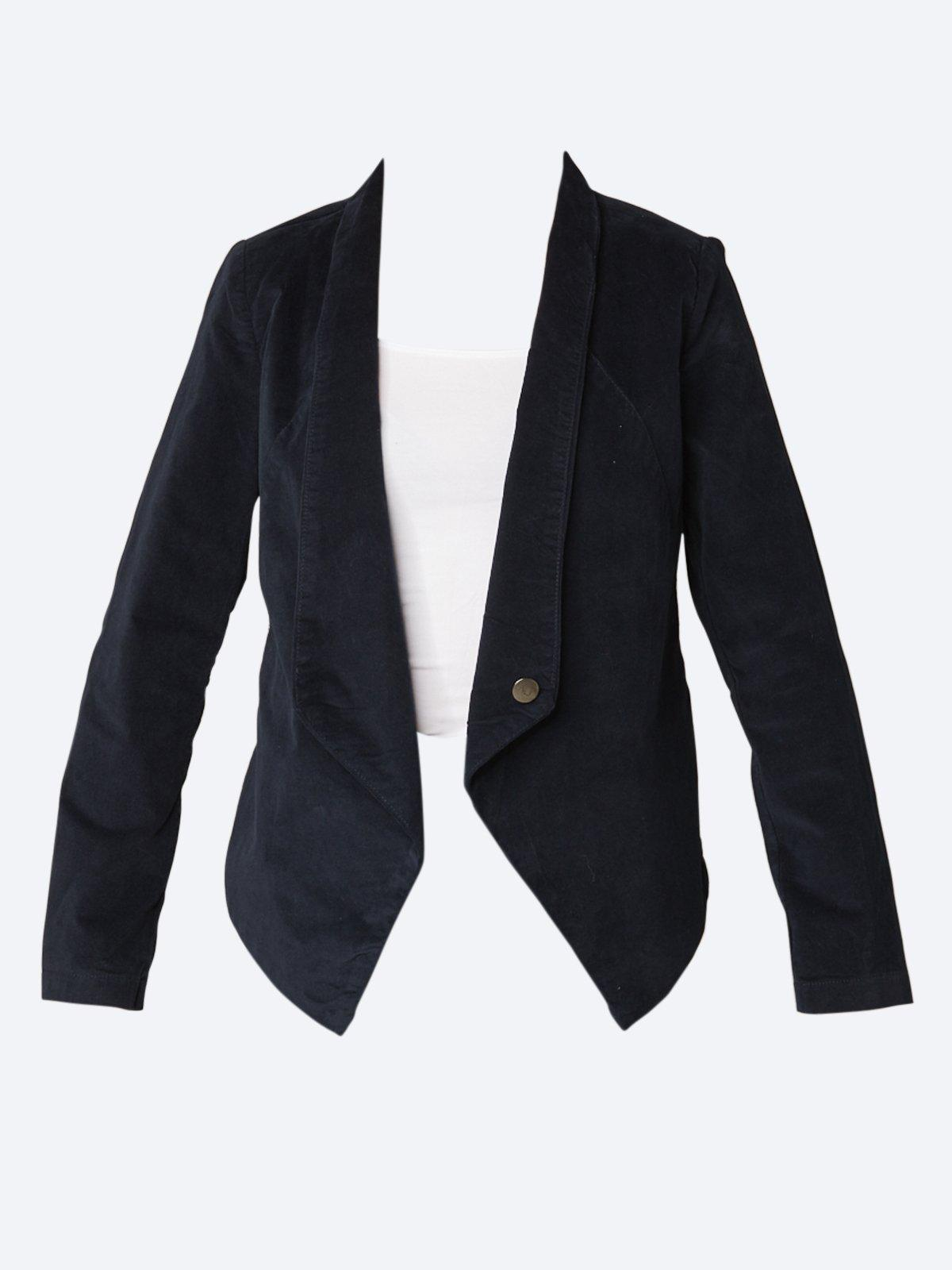 NEW LONDON SULLY VELVET JACKET