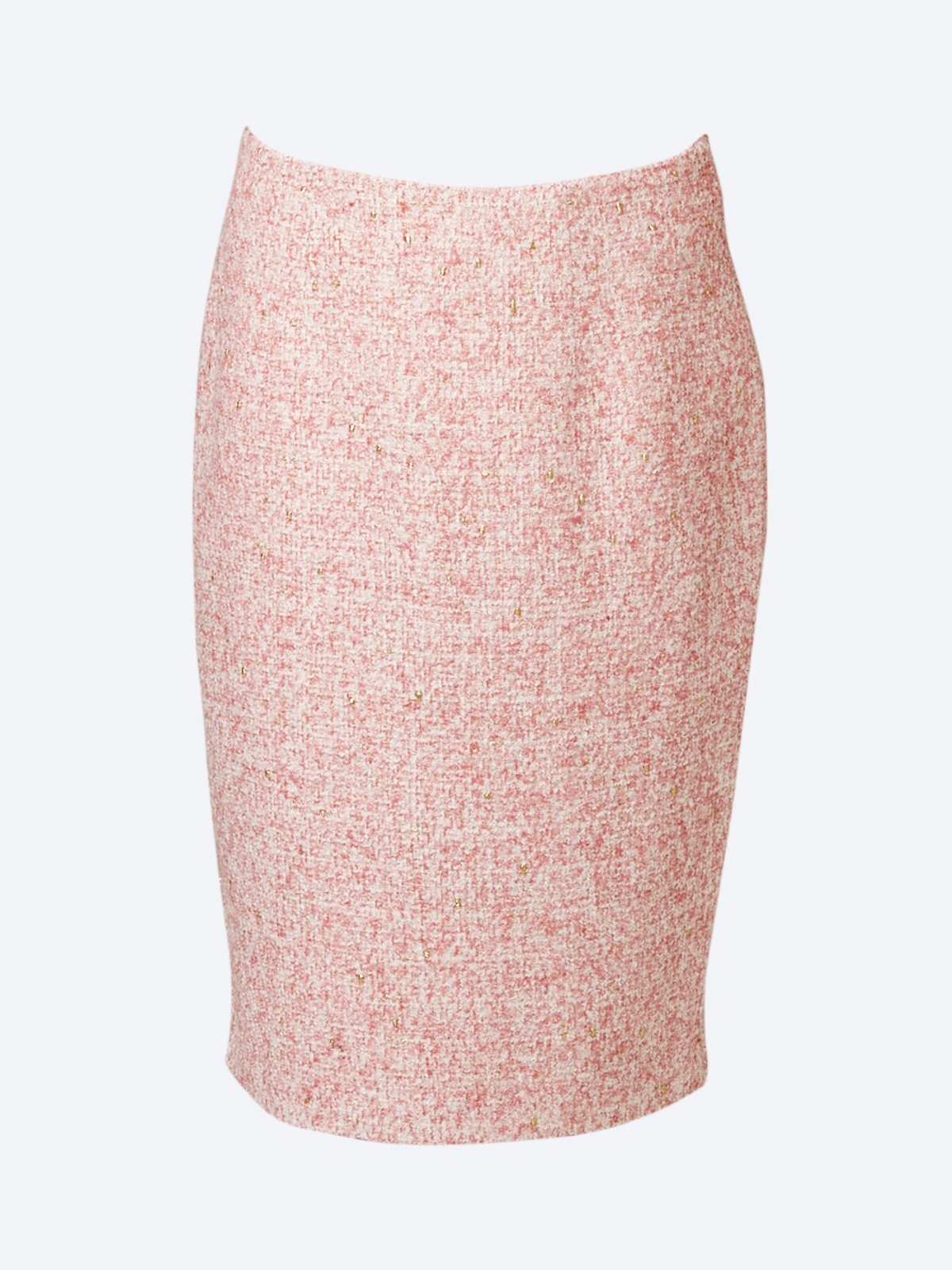 Yeltuor - PING PONG - Skirts - PING PONG TWEED PENCIL SKIRT -  -