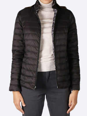 SABENA REVERSIBLE SHORT DOWN JACKET
