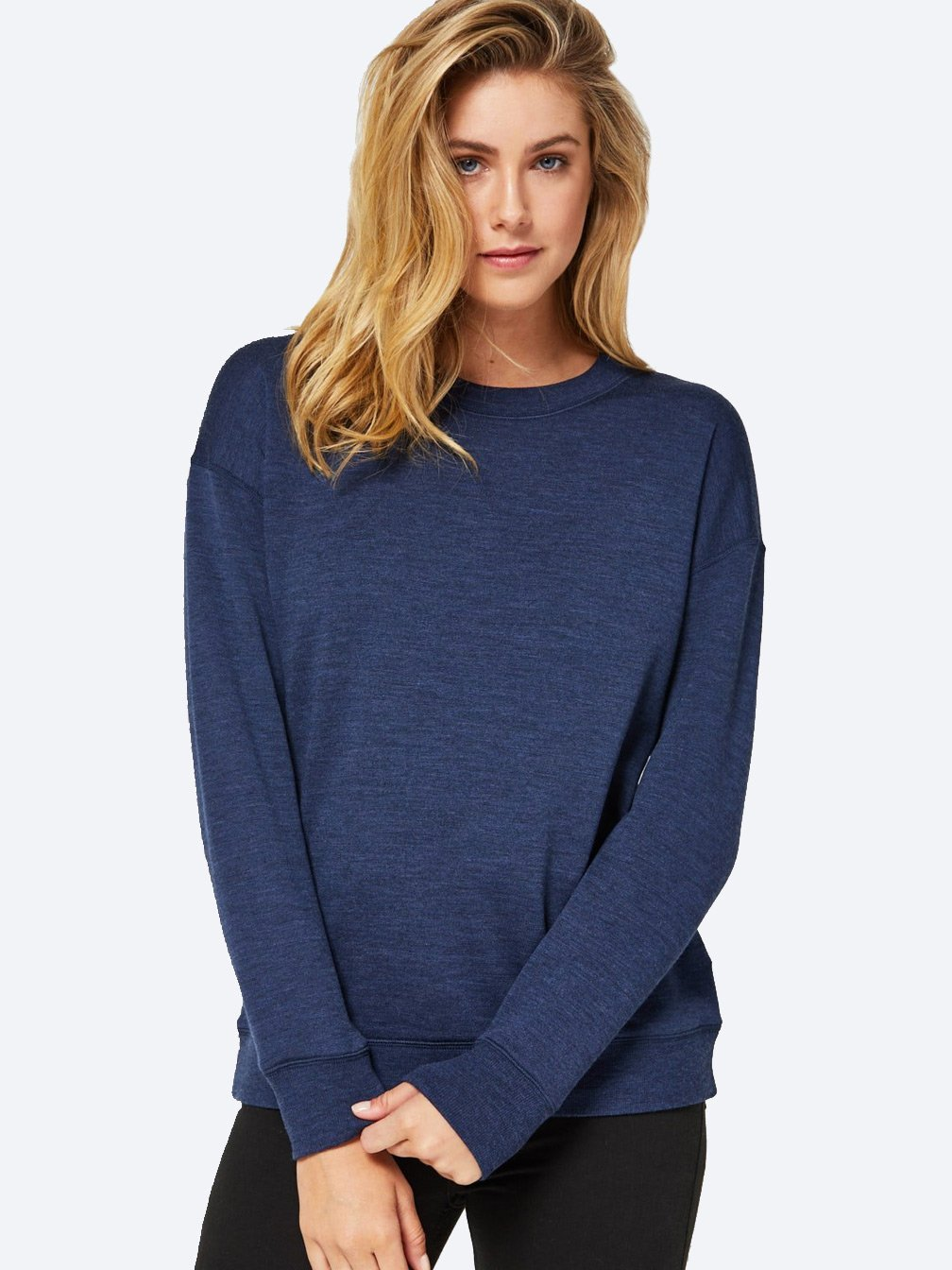 TOORALLIE KIAMA MERINO FLEECE SWEATER
