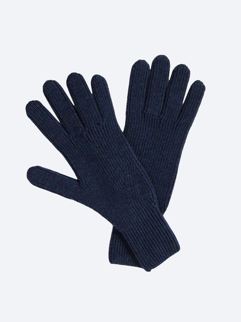 Yeltuor - TOORALLIE - Accessories & Shoes - TOORALLIE WOMENS MERINO WOOL GLOVE - COBALT -  ALL