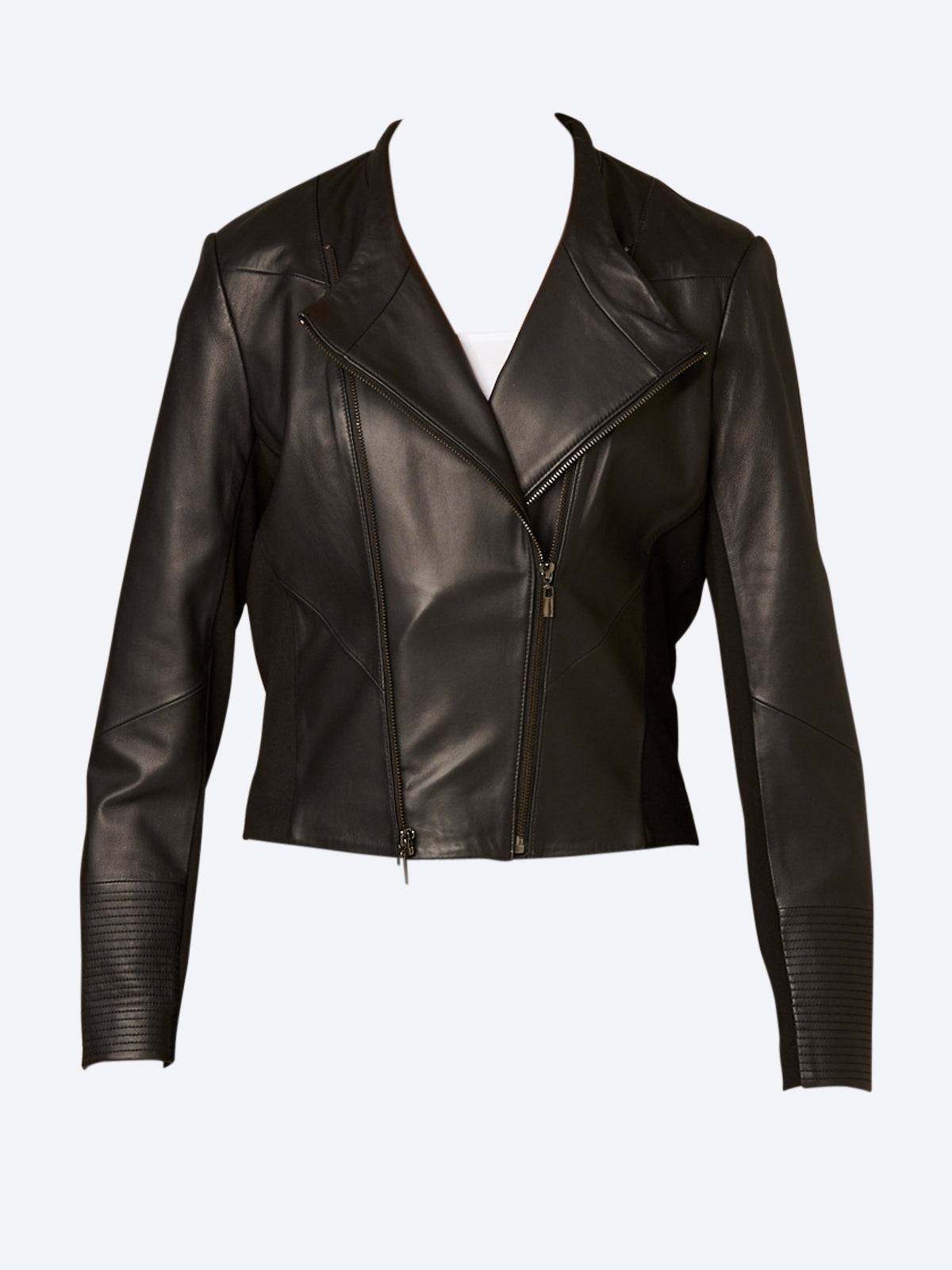VERGE AVALON LEATHER JACKET
